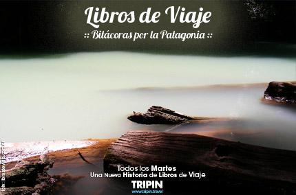 Libros de viaje en el Rio Frias