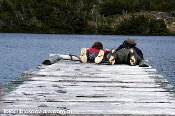 Rio Pico, Cuna de los pescadores de la Patagonia