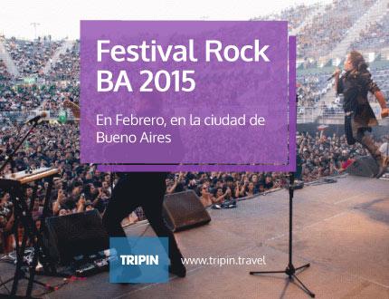 Rock BA en Febrero en la Ciudad de Buenos Aires, musica de la mejor, libre y gratuita!