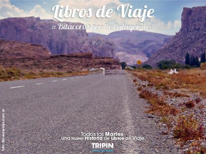 Ruta 25 en Libros de Viaje, un emblema de la Patagonia