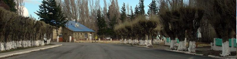 El paisaje de Senguer en la Patagonia Argentina por libros de viaje