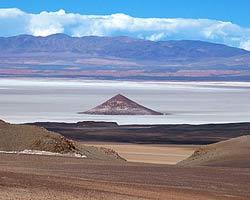 Salar Arizaro en Salta