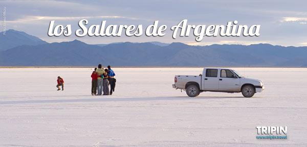 Los salares de Argentina