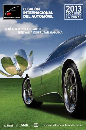 Salon internacional del automovil 2013