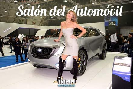 Salon del Automovil 2013