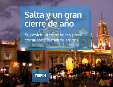 Salta y un gran cierra de año, consolidandose como lider en turismo de Argentina