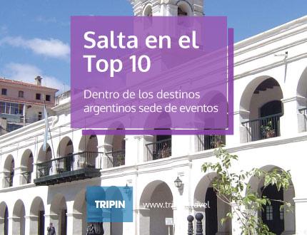 Salta en el top de los destinos argentina sede de eventos internacionales