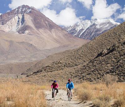 Salta en Bici, una de las experiencias activas que propone provincia!