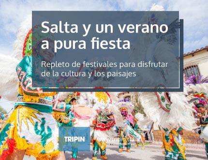 Salta y un verano a pura fiesta, un calendario repleto de cultura y paisajes
