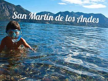 San Martin de los Andes, verano 2013