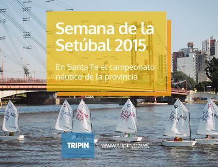 Se viene la semana de la Setúbal en Santa Fé, el campeonato naútico más importante de la provincia