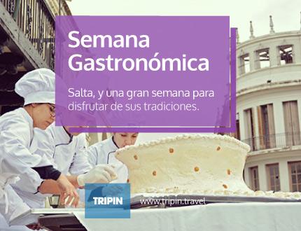 Comienza la semana gastronómica en Salta