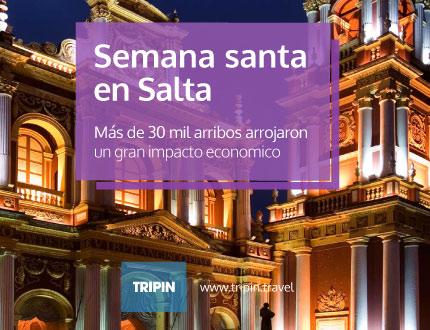 Semana Santa en Salta con mas de 30 mil arribos turisticos