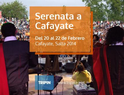 La Serenata a Cafayate en sus 40 años se celebrará en Febrero