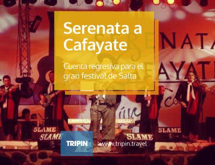 Serenata a Cafayate en Salta, imperdible!
