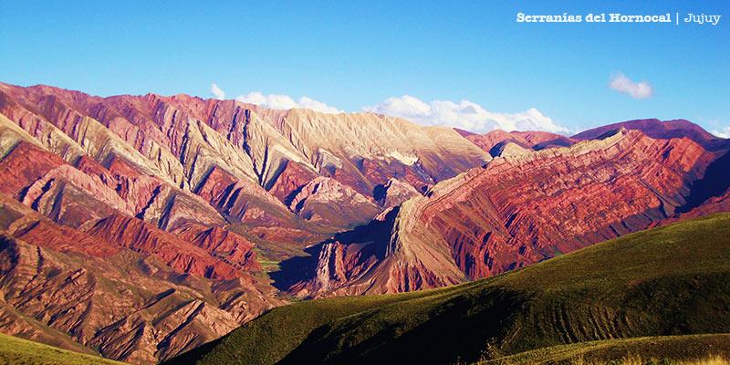 Serranias de Hornocal en Jujuy | Lugares de otro planeta parte III
