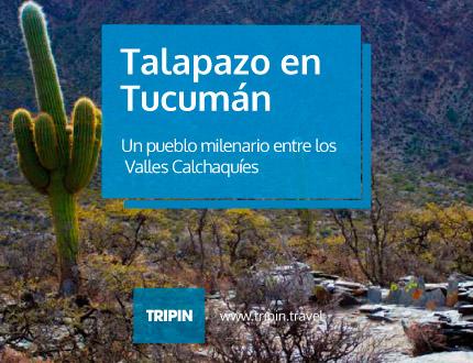 Talapazzo en Tucumán