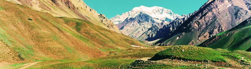 Monte Aconcagua, el mas alto desafió es América para escaladores de todo el mundo
