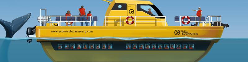 El yellow submarine, una experiencia única e inolvidable