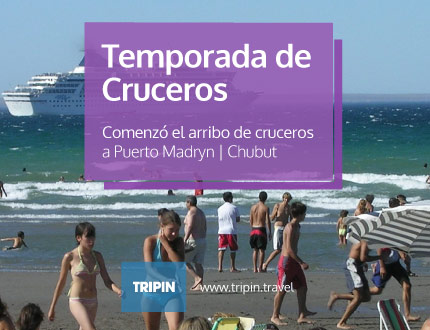 Cruceros en Puerto Madryn