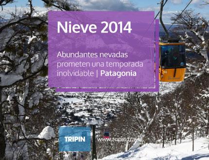 Temporada de nieve 2014 en la Patagonia