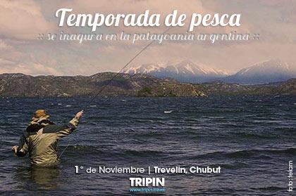 Temporada de pesca 2013 2013 en la Patagonia Argentina