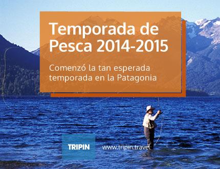 Comenzó la temporada de pesca 2014 2015 en Cuyo y la Patagonia