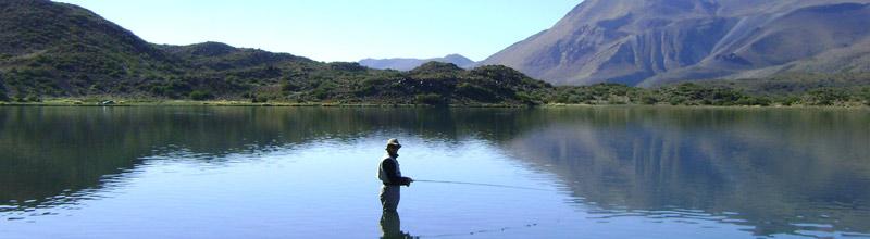 Temporada de pesca en Mendoza, uno de los lugares preferidos por los fanáticos de la pesca