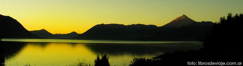 Los paisajes de la Patagonia en plena temporada de pesca por libros de viaje