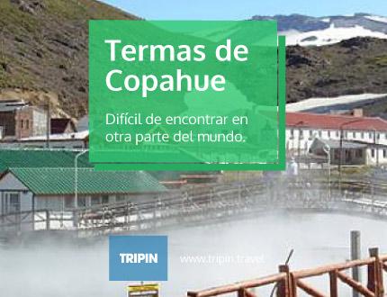 Termas de Copahue, un lugar único en el mundo