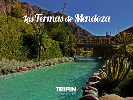 Termas en Mendoza