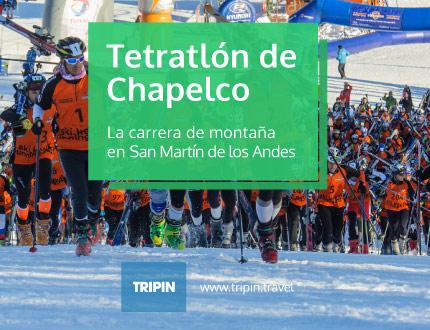 Llegá el Tetra de Chapelco en San Martín de los Andes