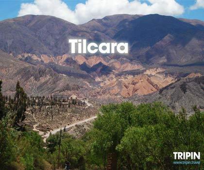 Tilcara, paisaje de ensueño en Jujuy
