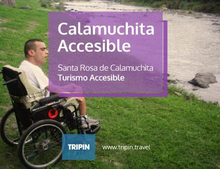 Santa Rosa de Calamuchita Accesible