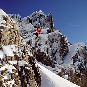 Los paisajes imponentes del Cerro Castor