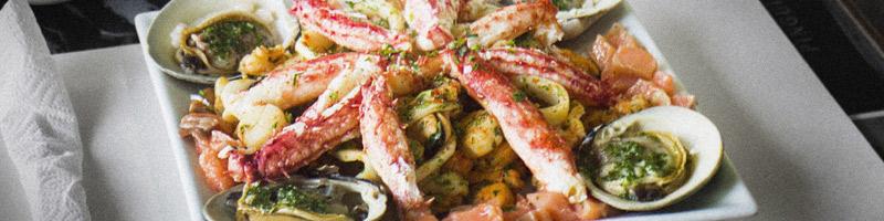 La centolla, uno de los platos que no podes dejar de probar si visitas el fin del mundo