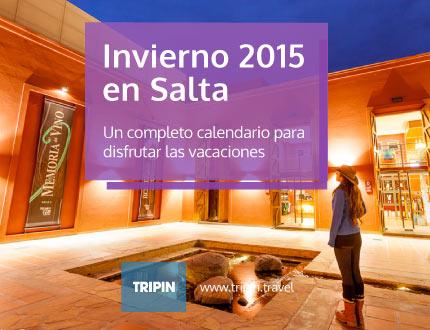 Las vacaciones de invierno se viven en Salta!