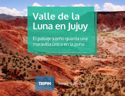 El valle de la luna en Jujuy, el norte y sus maravillas ocultas en plena puna