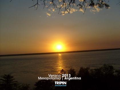 Verano 2013 en Misiones, Corrientes, y Entre Rios