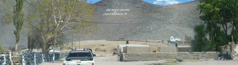 El pueblo de Antofalla en un #ViajeXCatamarca