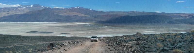 El imponente camino a Antofalla en un #ViajeXCatamarca