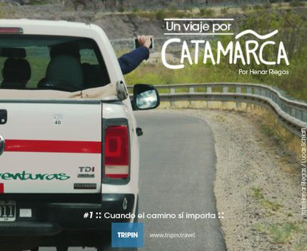 Un viaje por Catamarca, de Belén a Antofagasta por Henar Riegas |