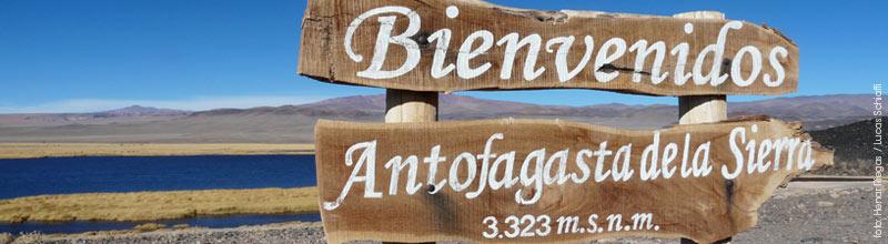 Cuando el camino sí importa, la primer entrega de  una viaje por Catamarca por Henar Riegas