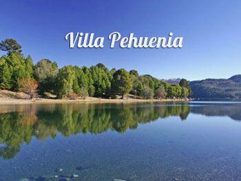 Villa Pehuenia, playa 2013