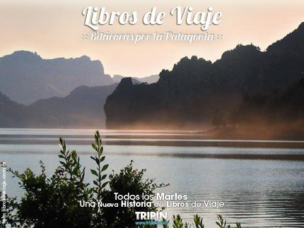Libros de Viaje en Villa Traful, la maravillosa noche en la Patagonia