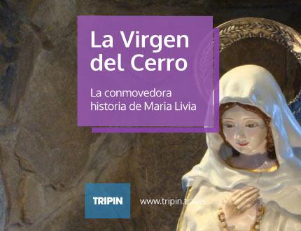 La Virgen del Cerro en Salta
