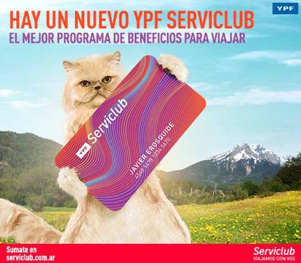 Ypf y Aerolineas un acuerdo para beneficiar a los viajeros