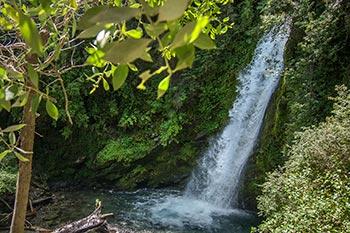 Catarata del Arroyo Corbata