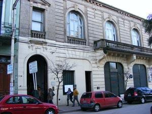 Casa de España de la ciudad de Ayacucho