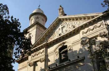 Iglesia y Ex Convento de Santa Catalina de Siena
